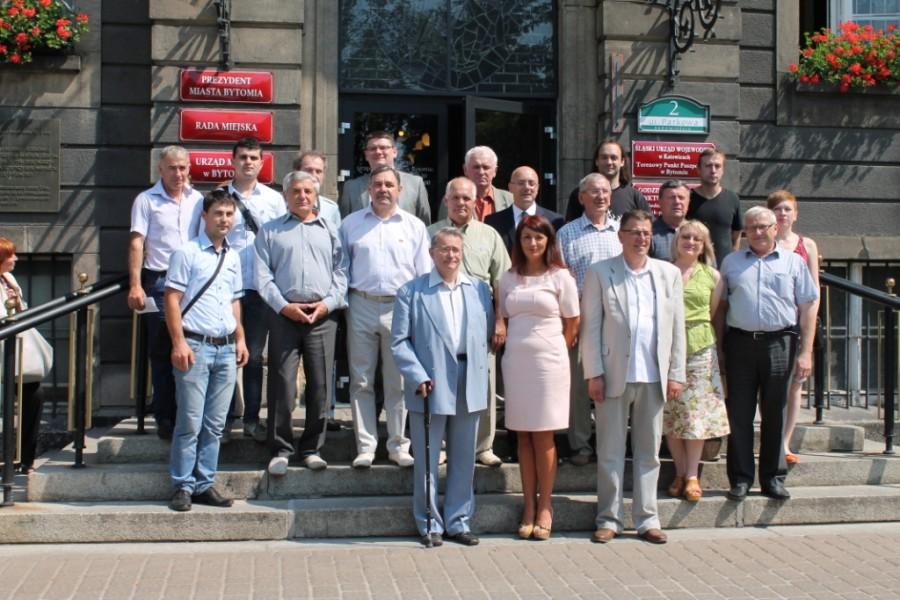 Vizita de studiu a delegației Primăriei orașului Cimișlia în Polonia