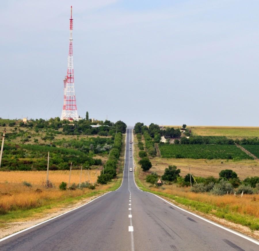 Bani alocați din Fondul Rutier pentru reparația străzilor din Cimișlia