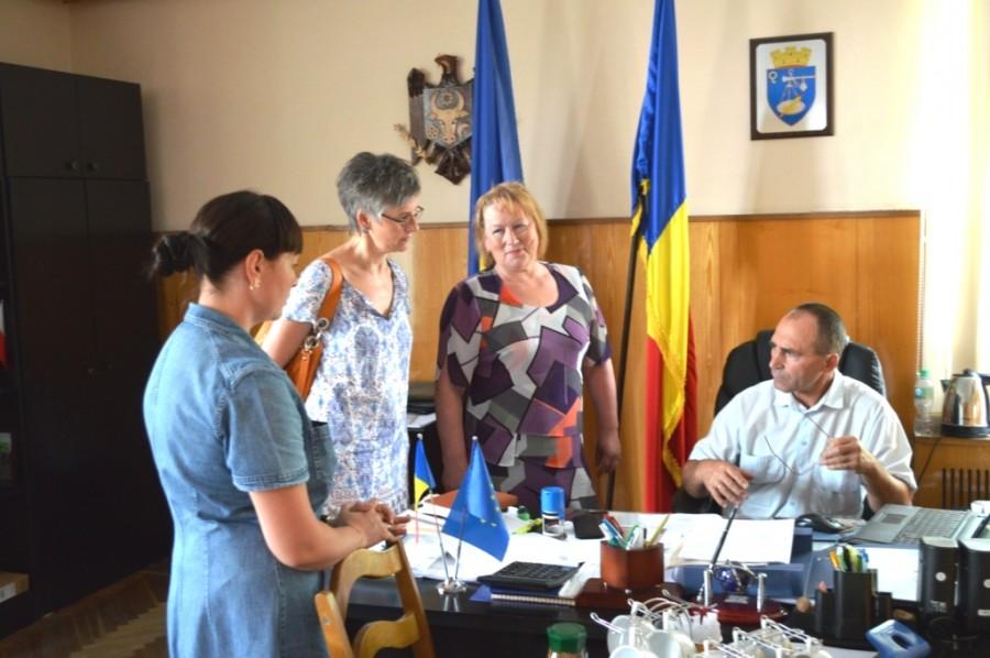 Serviciul Experți Seniori (SES) în vizită la Primăria Cimișlia