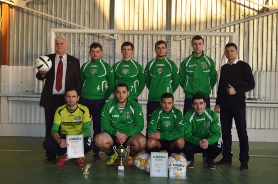 Campionatul raionului Cimișlia la fotbal - Ediția 2015