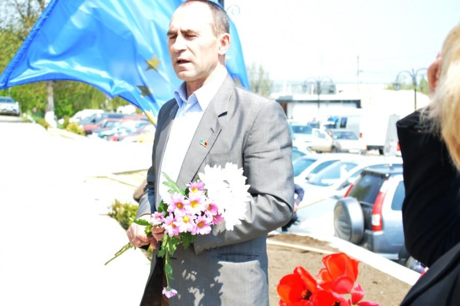 28 aprilie 2015 Cimișlia - Eveniment consacrat în cinstea liberalizării regimului de vize pentru cetățenii Republicii Moldova