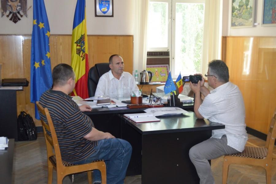 Primăria Cimișlia a fost selectată pentru a face parte din Programul Bunelor Practici